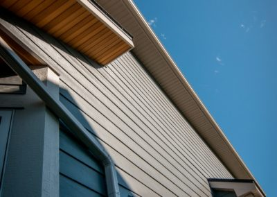 James Hardie Siding - Night Gray - Valley Ridge