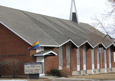 GAF Timberline Ultra HD - Parkdale United Church - RidgeCrest