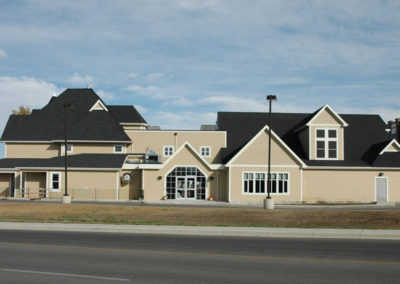 Commercial Projects - Churches - RidgeCrest