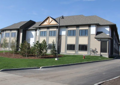 Commercial Projects - Senior Residence - RidgeCrest
