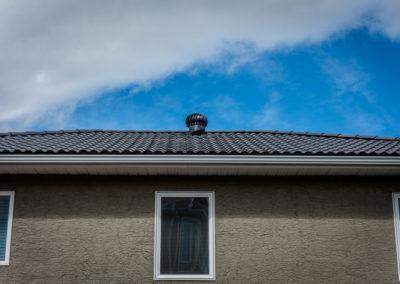 Boral Claymax Clay Roofing Tile - Edgemont - RidgeCrest