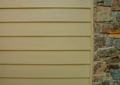 James Hardie Siding - Heathered Moss - Deerbrook