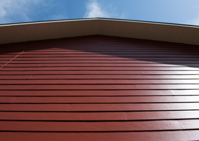 James Hardie Siding - Traditional Red - Kelvin Grove