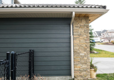 James Hardie Siding - Iron Gray - Edgemont