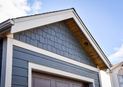 James Hardie Siding - Iron Gray - MacEwan
