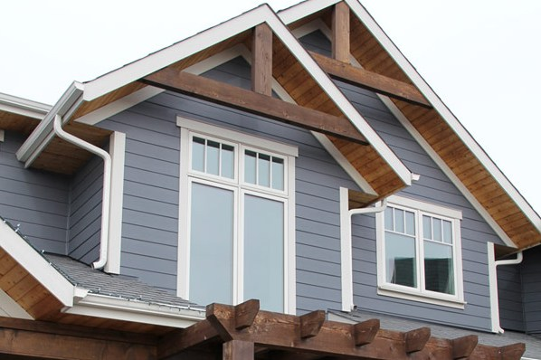 Hardie Plus Siding Ridgecrest Developments