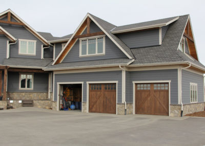 James Hardie Siding - Custom Colour - Swift Creek