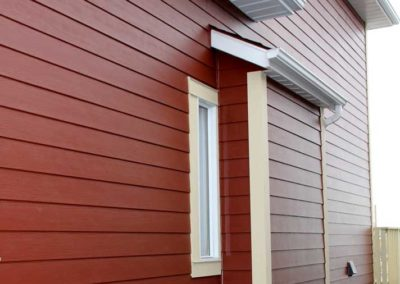 James Hardie Siding - Elegant Red (previously called Countrylane Red)  - Edgemont
