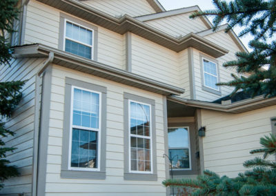 James Hardie Siding - Navajo Beige - Edgemont