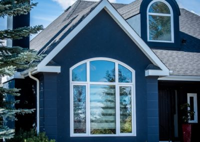 Stucco, Windows and Doors - De Winton - RidgeCrest